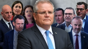 Morrison's National Cabinet Unlawfully Preventing Australians from Returning Home